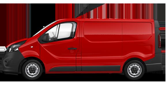 Vivaro Van